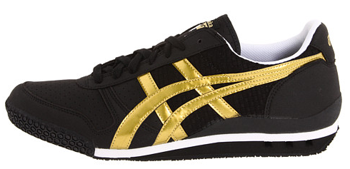 Gold Black Onitsuka Tiger by Asics Ultimate 81
