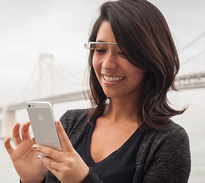 Google Glass iOS (teaser 002)
