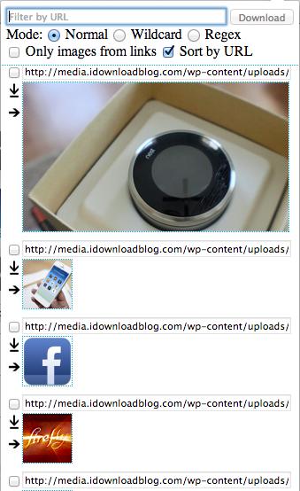 Image Downloader Open