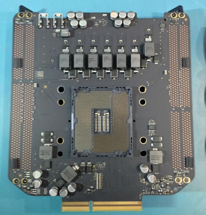 Mac Pro (removable CPU, OWC 001)