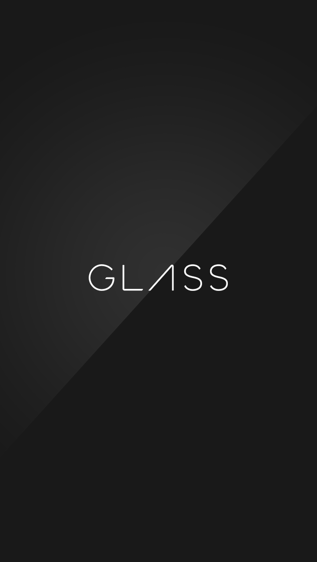 MyGlass 1.0 for iOS (iPhone screenshot 001)