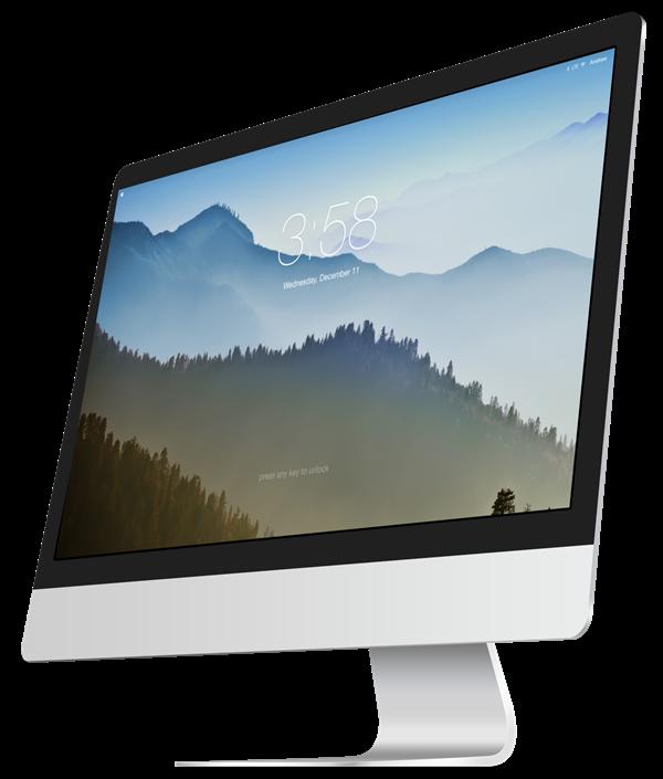 OS X 11 concept (image 001, Andrew Ambrosino)