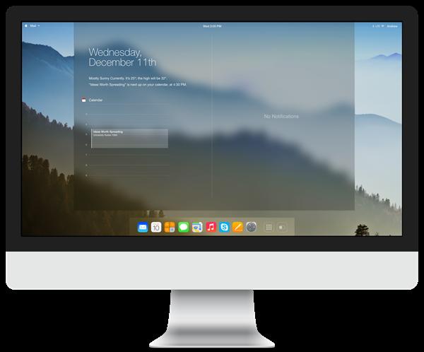 OS X 11 concept (image 003, Andrew Ambrosino)