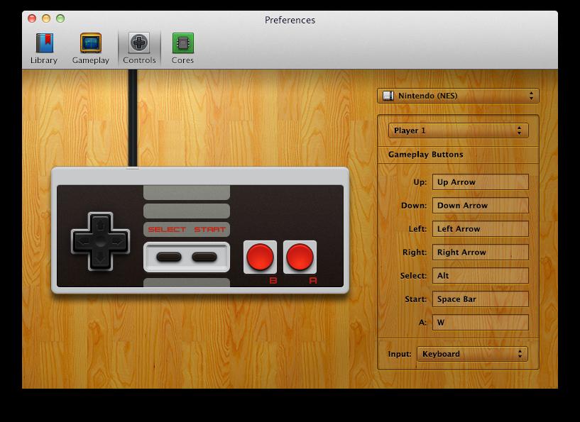 OpenEmu for Mac (screenshot 008)