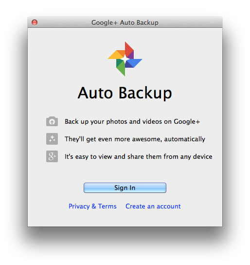 Picasa 3.9 for Mac (auto backup 002)