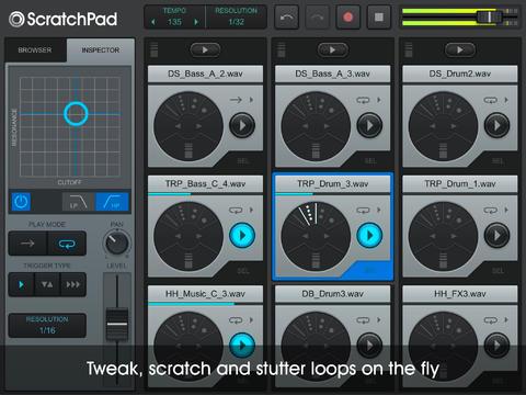 ScratchPad HD 2
