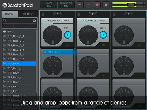 ScratchPad HD 3