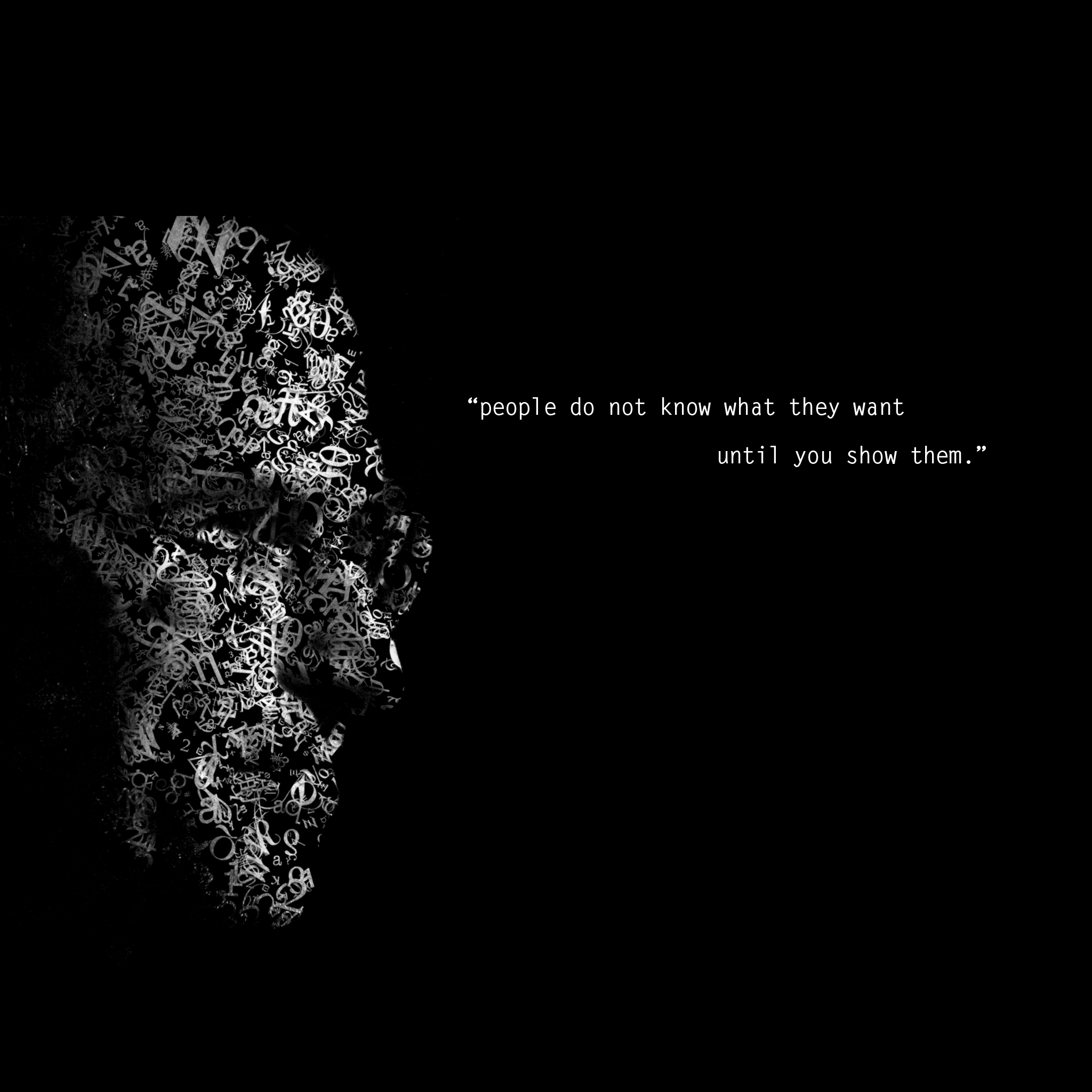 Dtf Studio Steve Jobs Quote