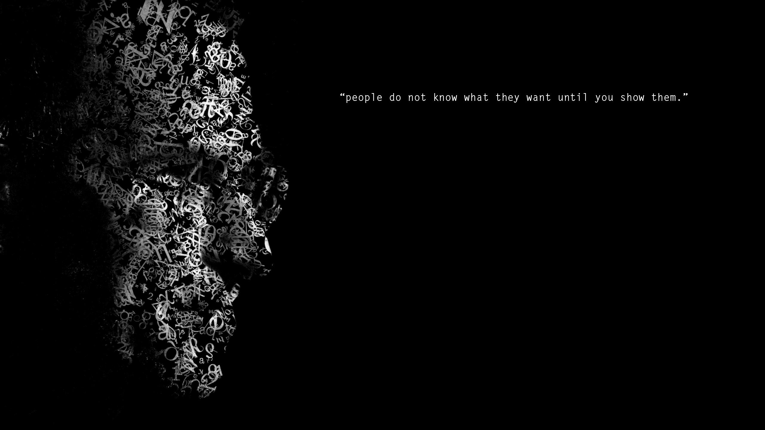 Wallpapers of the week sunny clouds and steve jobs - Steve jobs wallpaper download ...