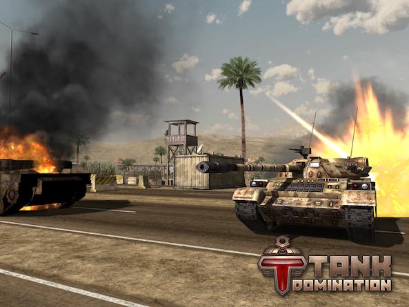 Tank Domination2