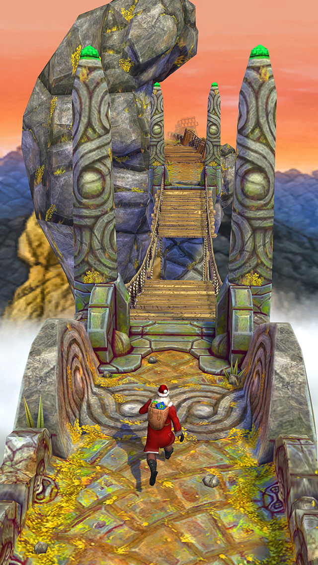 Temple Run 2 (December 2013 update, iPhone screenshot 002)