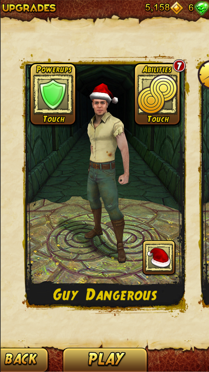 Temple Run 2 (December 2013 update, iPhone screenshot 003)