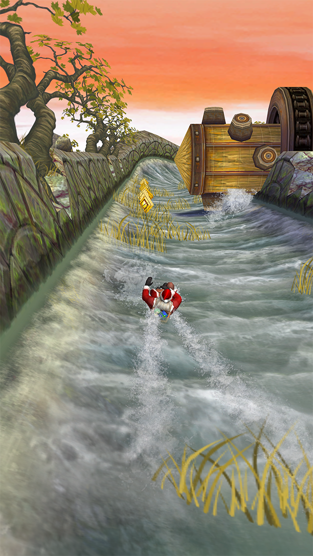 Temple Run 2 (December 2013 update, iPhone screenshot 005)