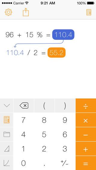 Tydlig 1.1 for iOS (iPhone screenshot 001)