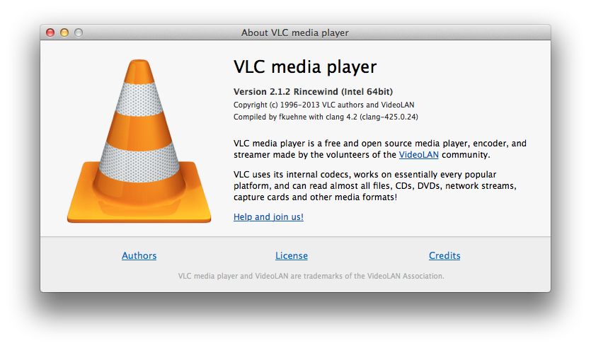 VLC 2.1.2 for OS X (Mac screenshot 002)