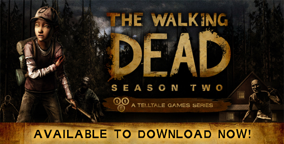 The walking dead game download for pc