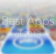The best apps of 2013: iDB readers' choice