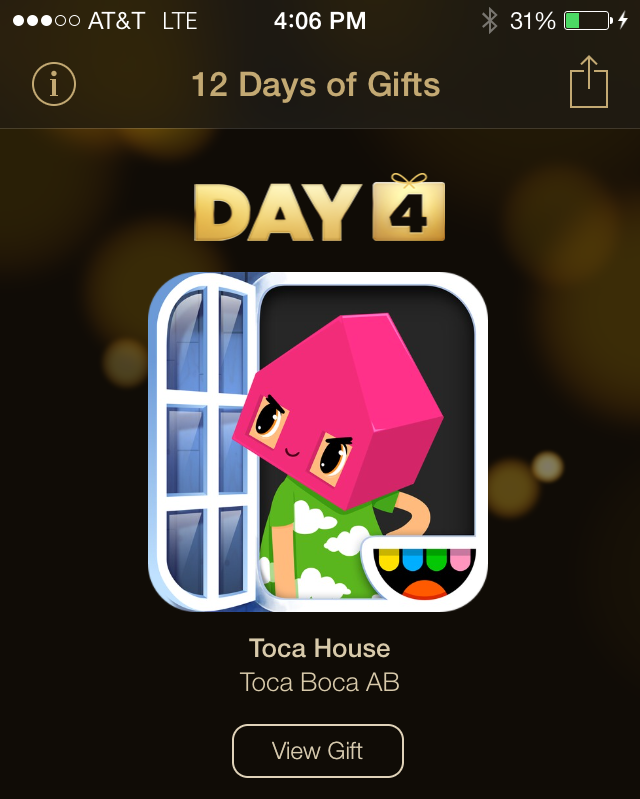 day 4 toca house
