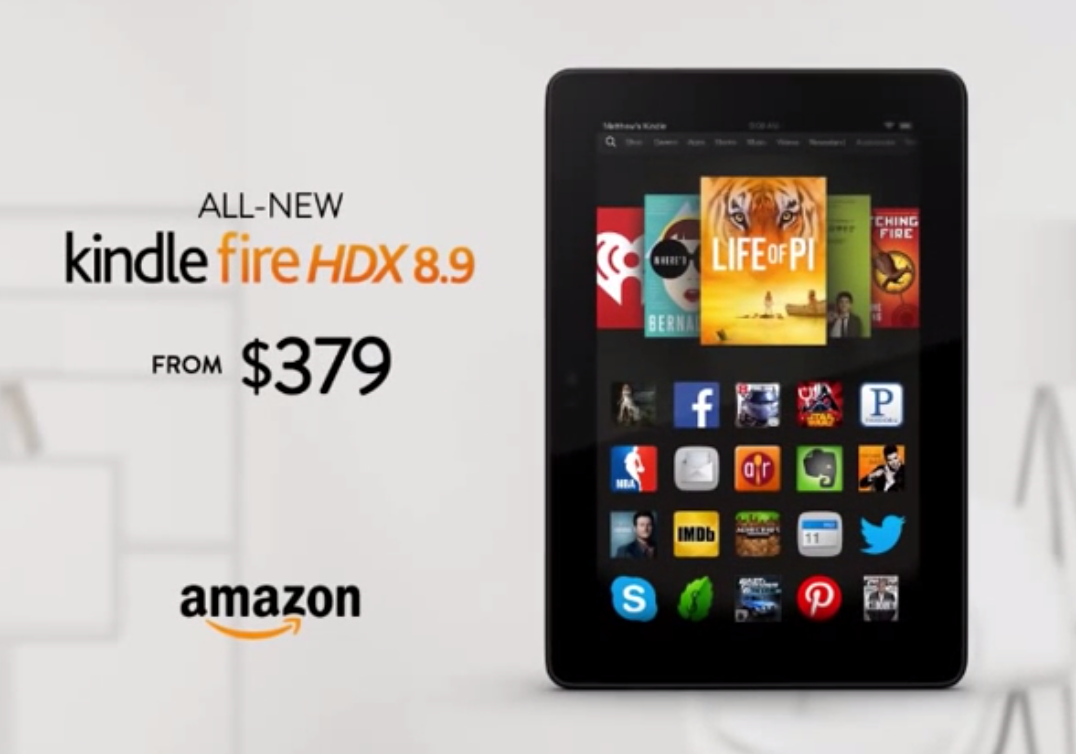 hdx kindle fire