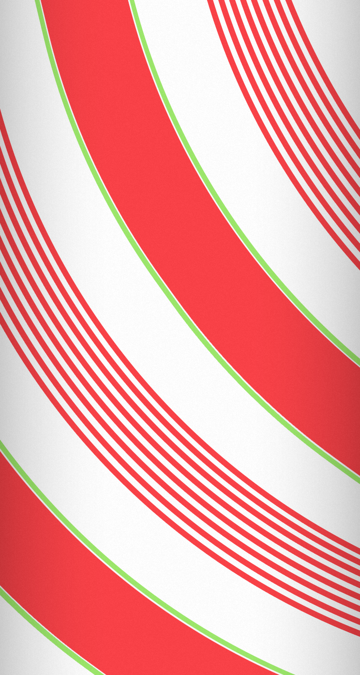 wallpapers of the week  candy canes and gingerbread men