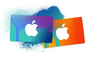 iTunes Gift Cards (teaser 001)