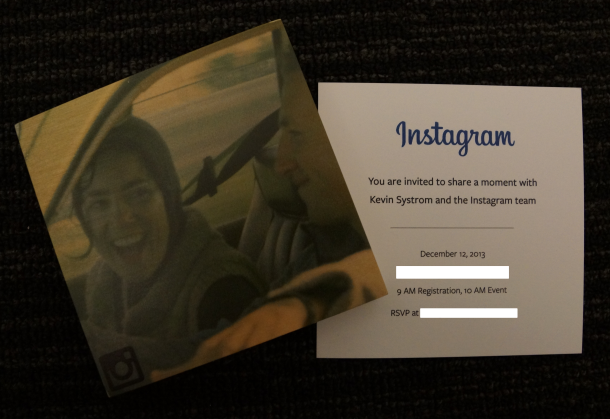 instagram 20131212 event invitation