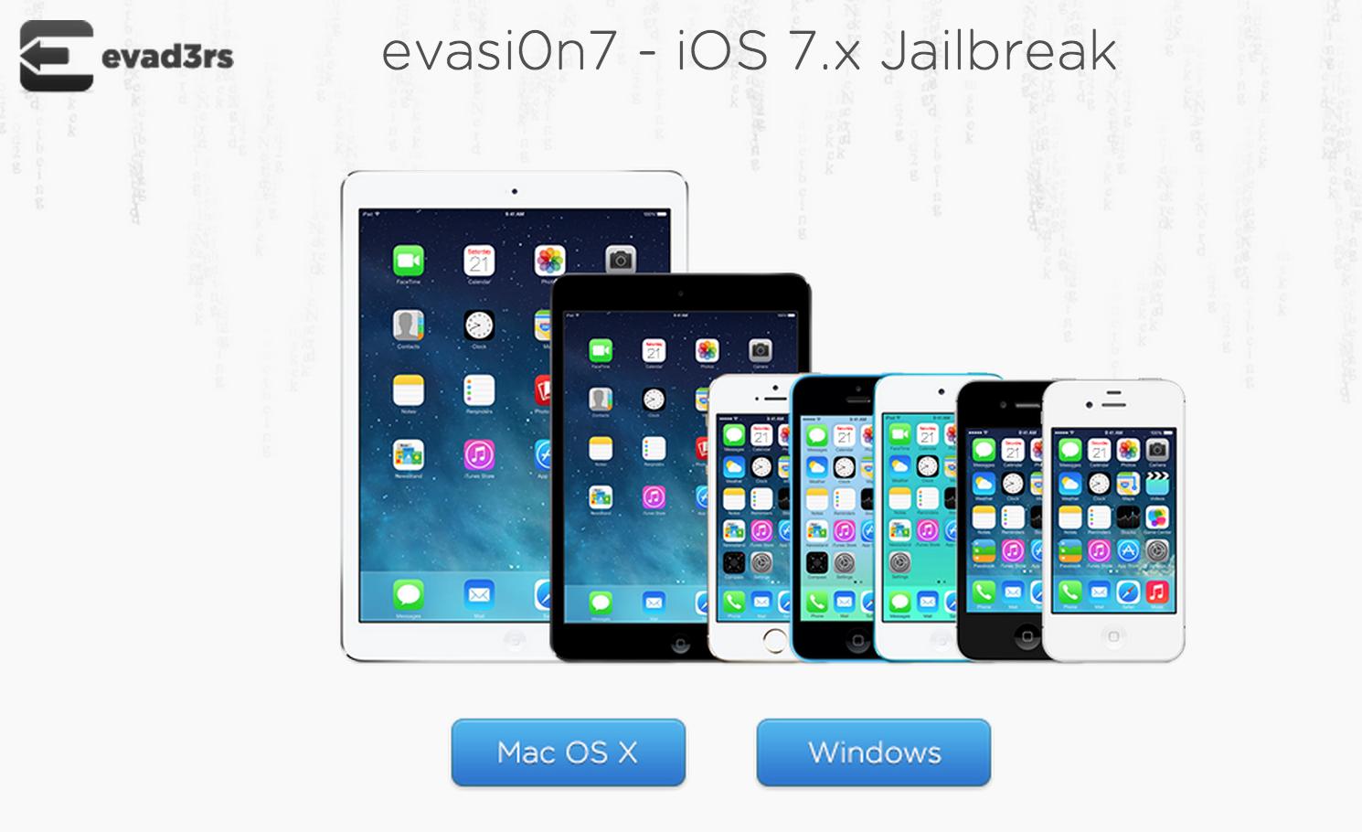 How to jailbreak iOS 7 using evasi0n7 [Windows tutorial]