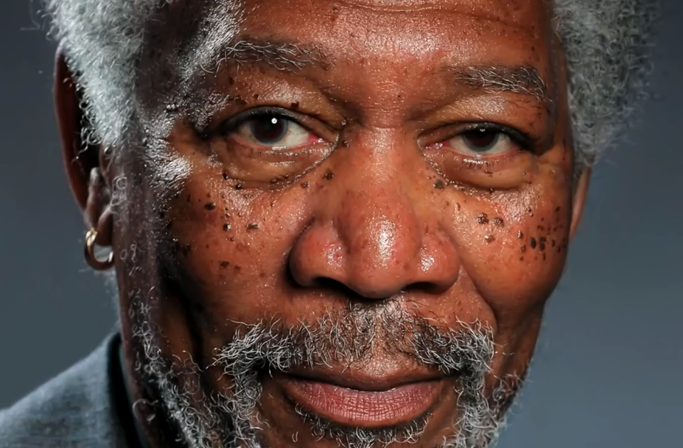 ipad morgan freeman