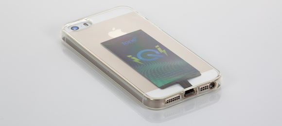 Give Your Iphone The Power Of Wireless Charging With The