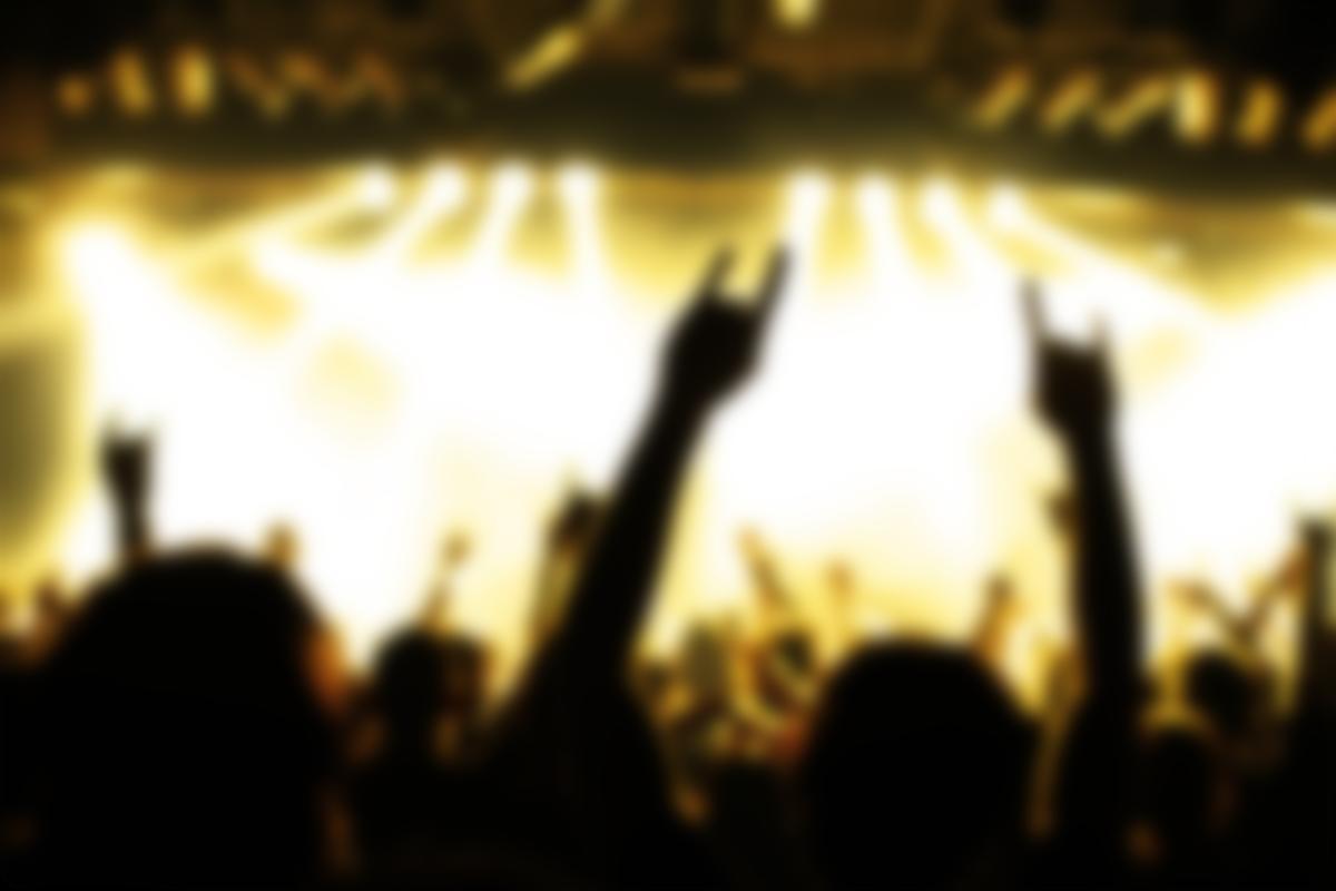 music rock concert