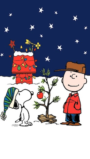 peanuts charlie brown christmas preview