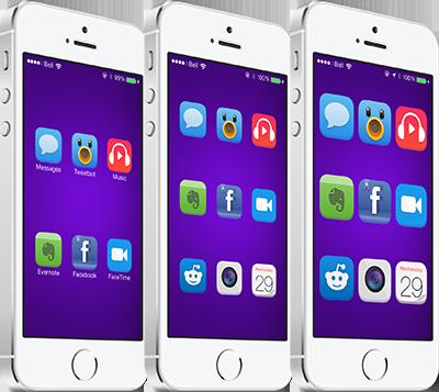 AppBox iOS 7