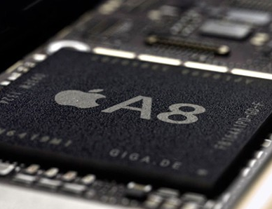 Apple A8 (teaser 001)
