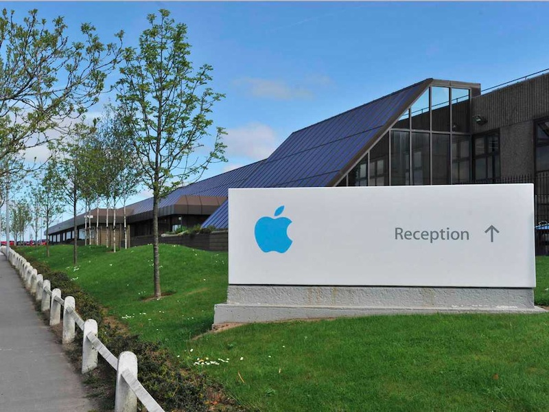 Apple building (Hollyhill, Cork, Ireland, exterior 001)