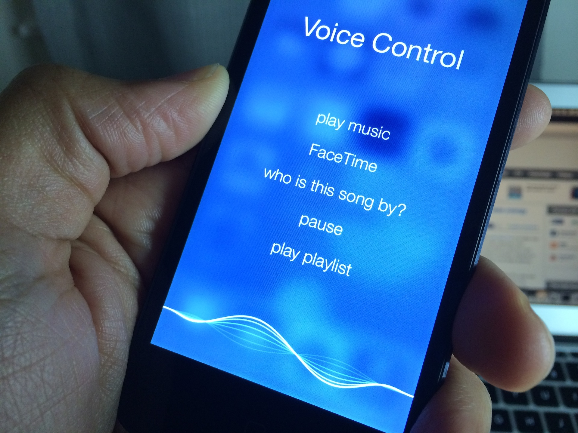 Assistant Unrestrictor: use Voice Control when Siri is unavailable