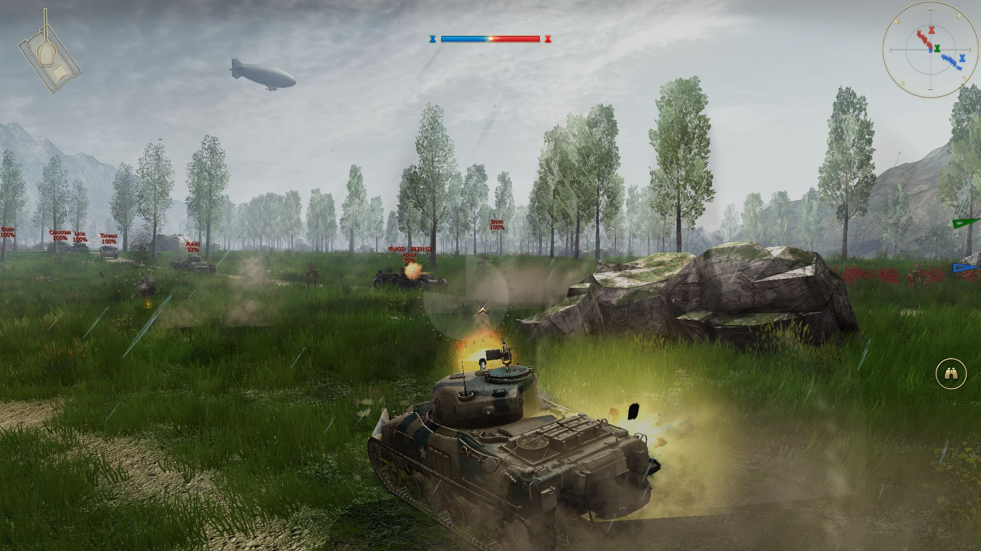 Battle Supremacy for iOS (iPad screenshot 008)