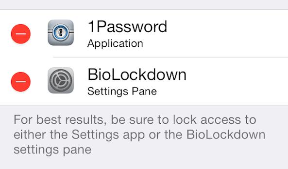 BioLockdown 1Pal