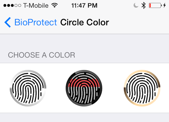 BioProtect Circle Color