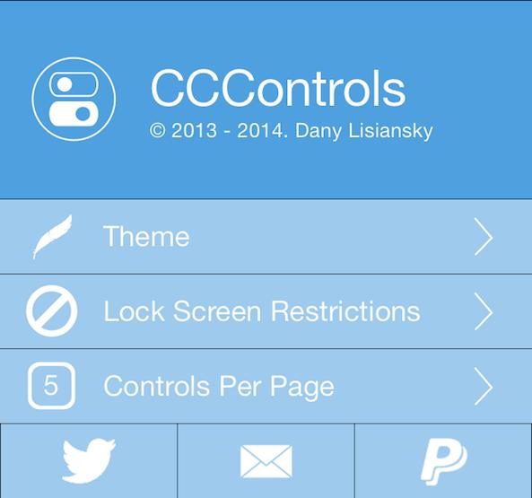 CCControls