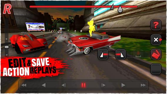 Carmageddon 1.4 for iOS (iPhone screenshot 001)