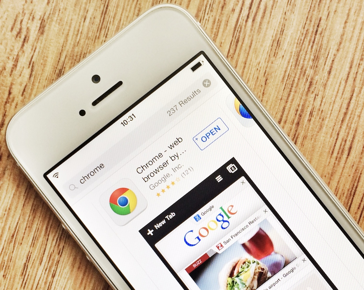 How to make Chrome your default browser on iOS