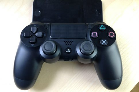 How to use the PS4 Dual Shock 4 controller to play iOS games on the
