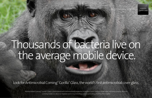 Corning Antimicrobial Gorilla Glass (image 001)