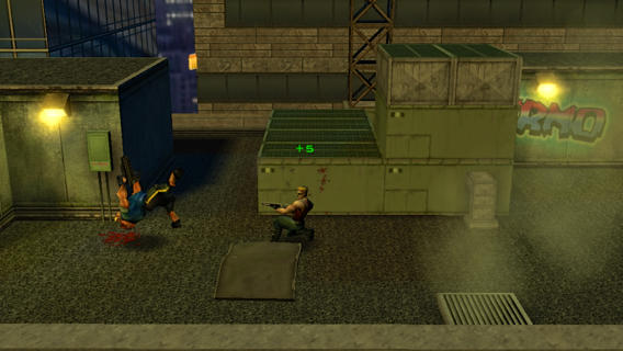 Duke Nukem - Manhattan Project 1.0 for iOS (iPhone screenshot 001)