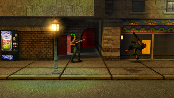 Duke Nukem - Manhattan Project 1.0 for iOS (iPhone screenshot 002)