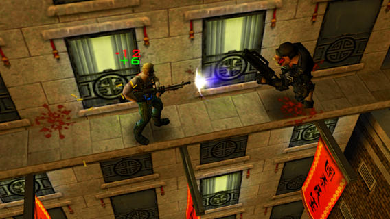 Duke Nukem - Manhattan Project 1.0 for iOS (iPhone screenshot 003)