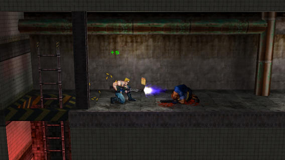 Duke Nukem - Manhattan Project 1.0 for iOS (iPhone screenshot 004)