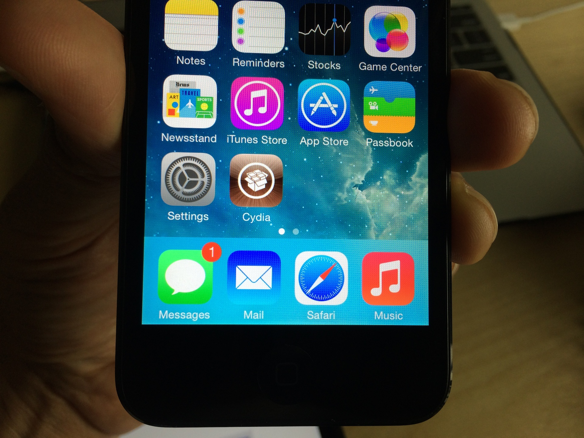 Evasi0n7 iOS 7.1 beta 3