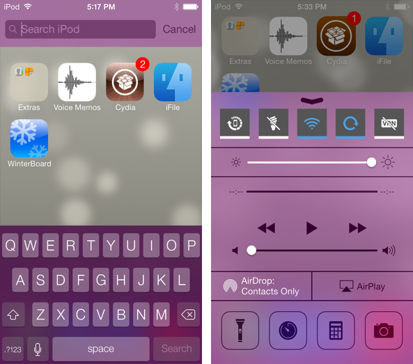 how to change keyboard on iphone iphone how to change your keyboard color on iphone ios 7 18627