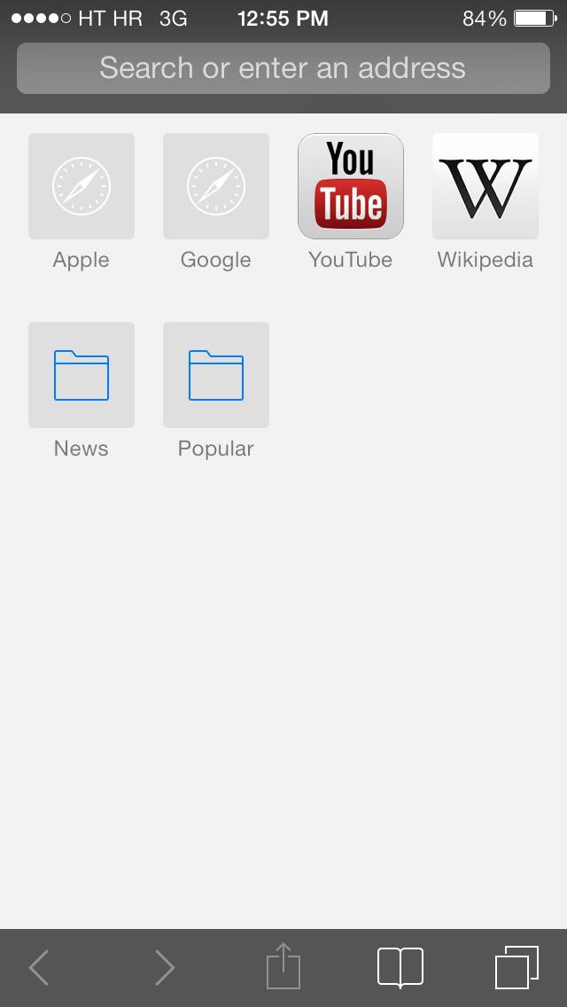 How to (close all Safari tabs, screenshot 003)